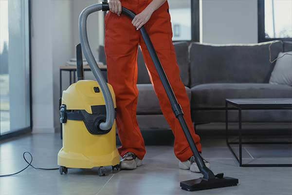 highly trained professional crime scene cleaning